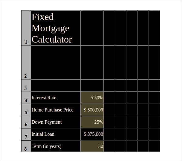 Bankrate Mortgage Calculator Extra Payment Rachat de pret ? taux
