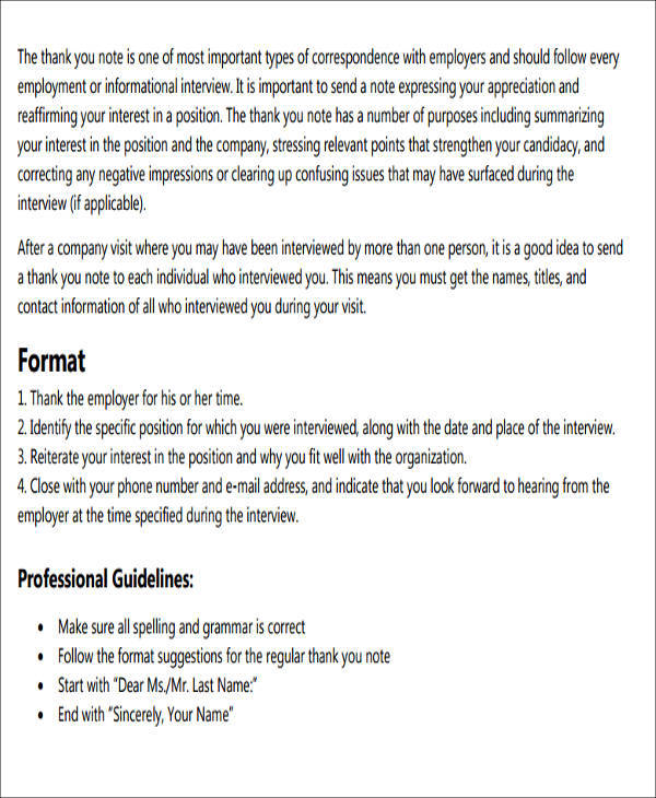 9 meeting thank you letter samples and templates pdf word interview follow up letter template word copy thank you letter after