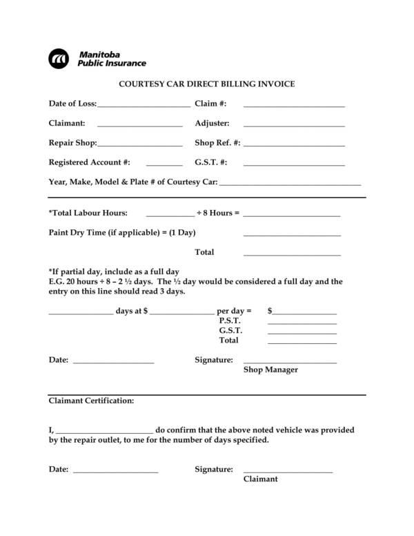 9+ Car Sale Invoice Templates - PDF