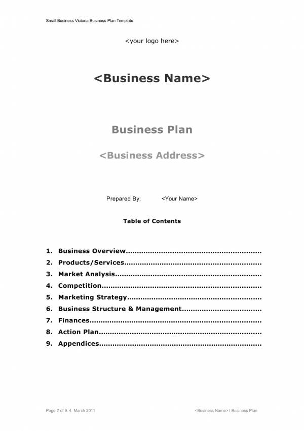 11+ Lawn Care Business Plan Templates - PDF, Word