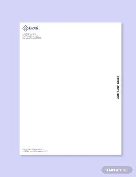 Sample Company Letterhead Template - 15+ Download in PSD, AI