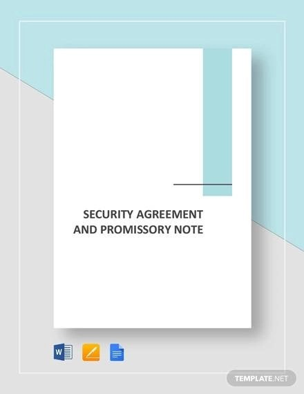 Security Agreement - 11+ Download Free Documents in PDF, Word