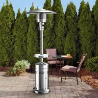 Member's Mark Patio Heater with LED Table - Sam's Club
