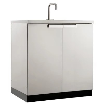 Newage Products Outdoor Kitchen Stainless Steel Sink