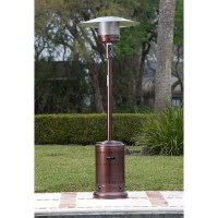 Fire Sense 46,000 BTU Hammer Tone Bronze Finish Commercial ...