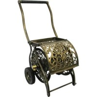 Decorative Cast Aluminum 2-Wheel Hose Reel Cart - Sam's Club