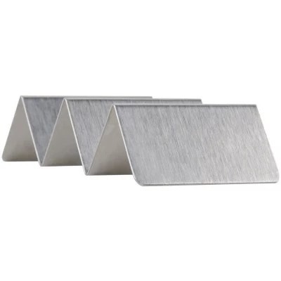 Paragon Stainless Steel Taco Holder 2 3 Sam39s Club