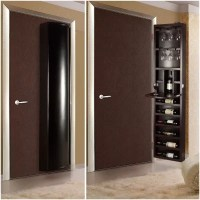 Cabidor Wine Steward Behind-the-door Storage Cabinet - Sam ...