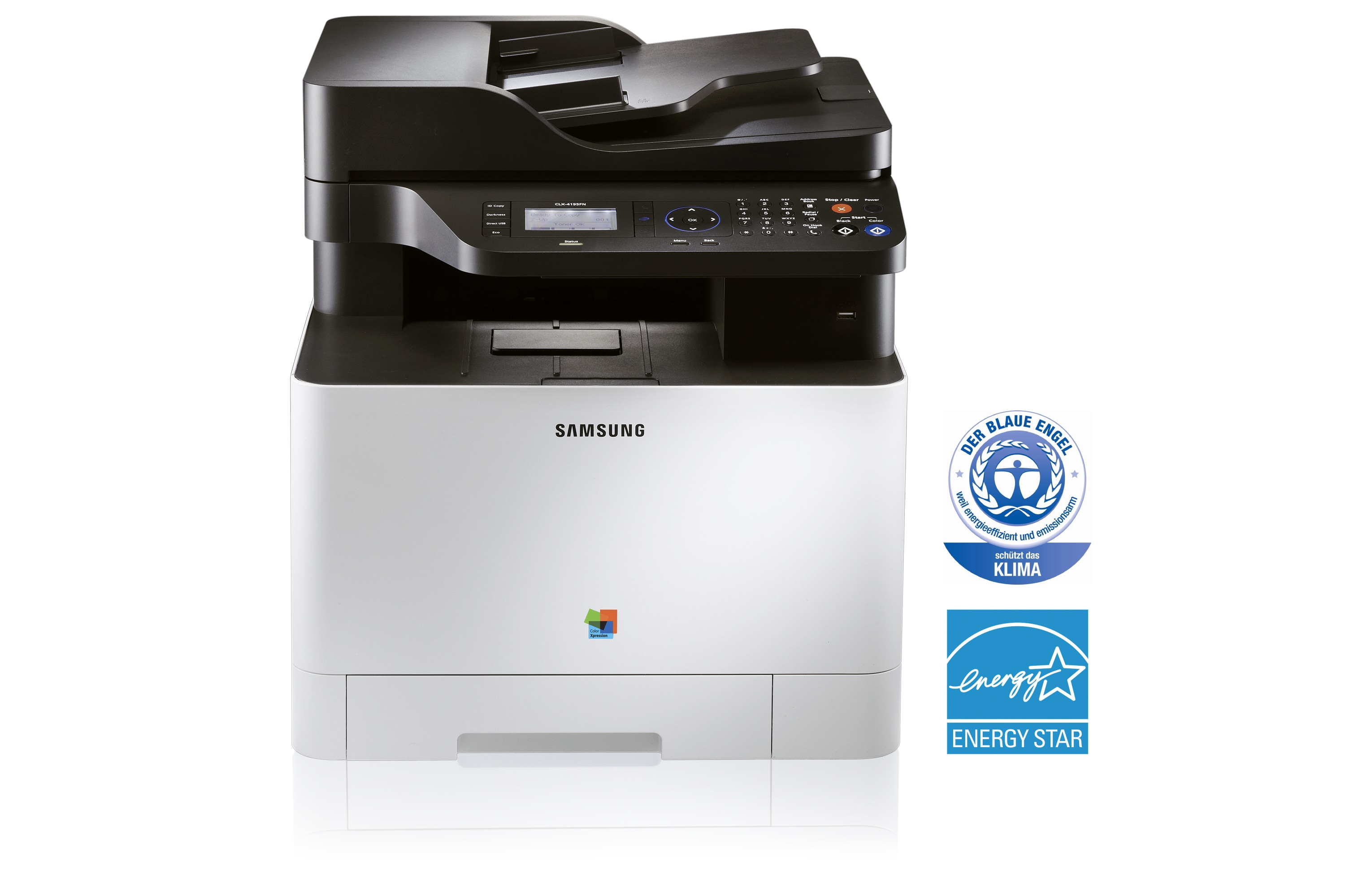 Samsung Multifunktionsdrucker Farblaser Mfps Multifunktionsdrucker Samsung