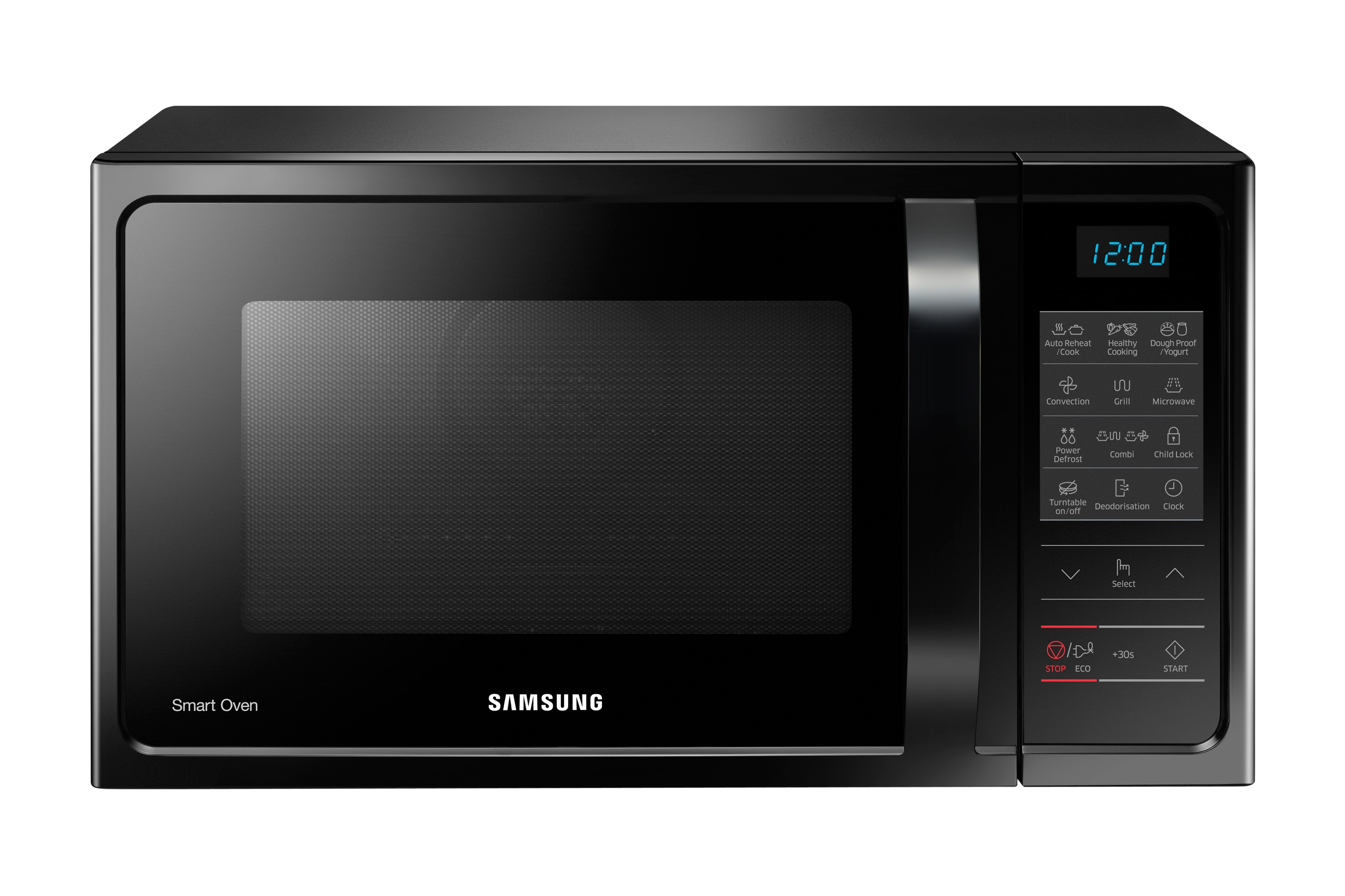 Combination Microwave Oven Mc28h5013ak 28 Litres Combination Microwave Samsung Support Ie