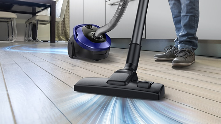 Samsung Vc2500m Canister Vacuum Cleaner At Best Price In