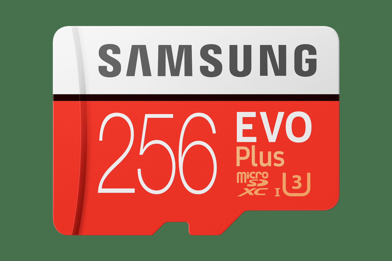 256GB EVO+ MicroSDXC Card with Adapter | Micro SD Card | Samsung UK