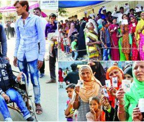 એક ક્લિકમાં જોઈ લો, ગુજરાતમાં મતદાનનો રંગ, ગુજરાતીઓનો મિજાજ અને જુસ્સાની વાત