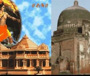 હવે રામના નામે રાજનીતિ : જુઓ રવિશંકર પ્રસાદ V/s રણદીપ સૂરજેવાલનો Video