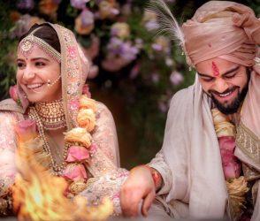 Confirm: વિરાટ-અનુષ્કાએ કર્યા લગ્ન, જોઇ લો લગ્નનાં PICS