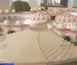 ગોધરામાં બનશે રાજ્યનું પ્રથમ લોટસ મંદિર