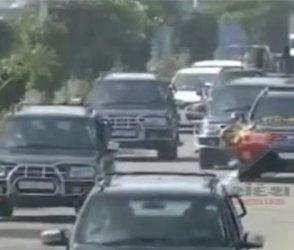 Video : PM મોદી અને ઈઝરાયલનાં PM નેતન્યાહૂ રોડ-શો