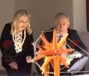 Video : ગાંધીઆશ્રમમા ઇઝરાયલના PMએ રેટિયો કાત્યો