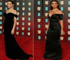 BAFTA 2018: એમી જેક્સનથી લઇ એંજેલિના જોલી સુધી PICS