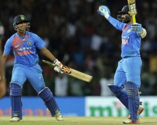 બાંગ્લાદેશનું અભિમાન ઉતારી ભારત ટી-૨૦માં ચેમ્પિયન