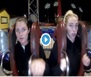 Video: બહેનપણીના કહેવાથી મહિલા ફૂટબોલર હીંચકા પર બેઠી, અને પછી જે હાલ થયા…
