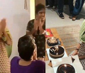 શ્રીદેવી વગર બોની કપૂરે આ રીતે ઉજવ્યો જ્હાન્વીનો 21મો જન્મદિવસ