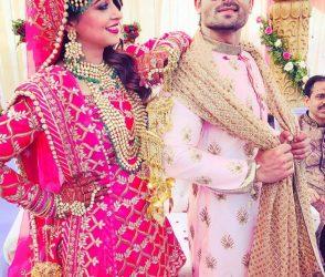 Photos: દીપિકા અને શોએબે ઇન્સ્ટાગ્રામ પર શેર કરી લગ્નની તસવીરો
