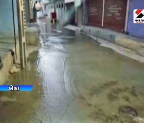 Video : યાત્રા ધામ ડાકોરમાં નગરપાલિકાની બેદરકારી સામે આવી, હજારો લીટર પાણી વેડફાયું