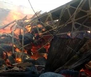 ગાંધીધામના મીઠી રોહનમાં આગ જુઓ વીડિયો