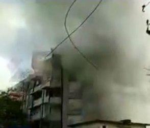 Video : અમદાવાદ SG  હાઇવે પરના કોમપ્લેક્ષમાં ભયંકર આગ લાગી