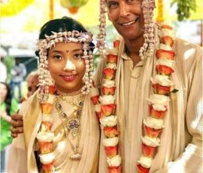 Photos: ઉંમરની સીમાઓ ઓળંગી મિલિંદ સોમન અને અંકિતાએ કરી લીધા લગ્ન