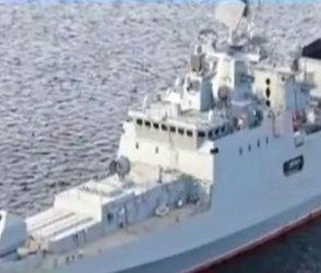 video : હિંદ મહાસાગરમાં ચીનના યુદ્વ જહાજ, ભારતીય નેવીએ કર્યું સ્વાગત !