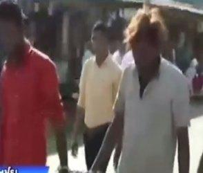 ડેડીયાપાડામાં પોલીસે આરોપીઓનું કાઢ્યું સરઘસ, જુઓ વીડિયો