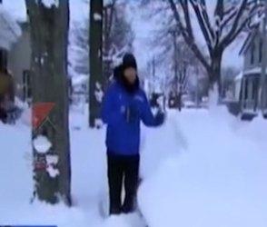 મધ્ય અમેરિકા ભારે હિમવર્ષાની ઝપેટમાં આવતા જનજીવન ઠપ થયું, જુઓ વીડિયો