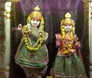 Video : દર્શન કરો નરોડાના કૃષ્ણનગરમાં આવેલા રાધેકૃષ્ણ મંદિરના