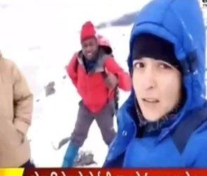પર્વતોને સર કરવામાં આ ગુજરાતી યુવતીએ ભલભલાને પાછા પાડ્યા, જુઓ વીડિયો