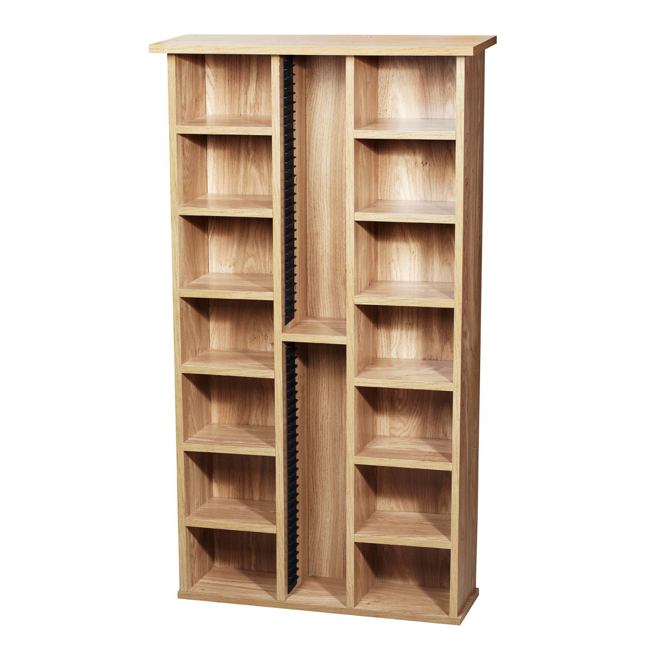Dvd Storage Units New Cd Dvd Storage Unit Oak Effect Holds Up To 60 120