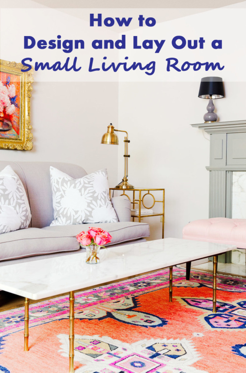 How To Design And Lay Out A Small Living Room Dengarden Home And Garden