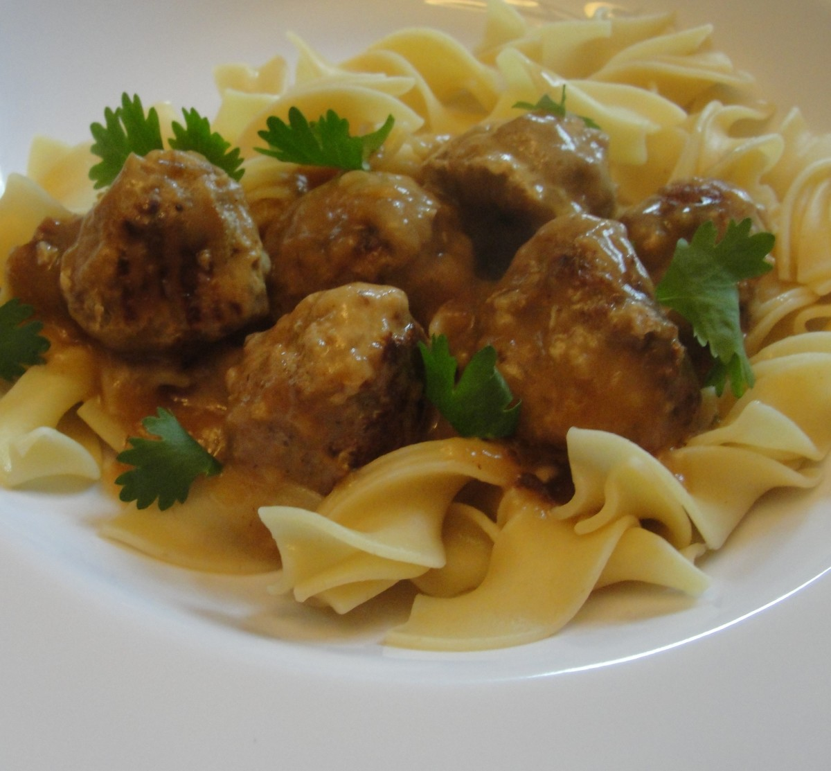 Perfect Swedish Meatballs Delishably Food And Drink