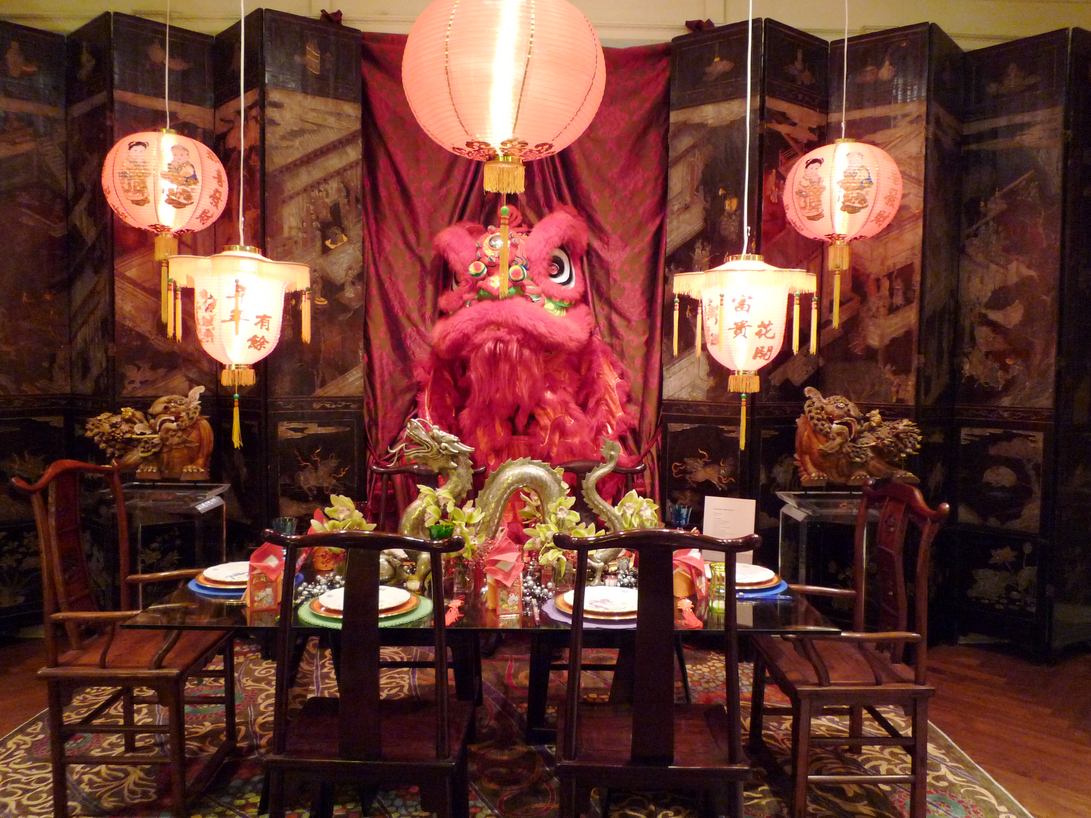 Chinese Dragon Decor 10 Ideas To Prove Not All Cny Decorations Are Tacky