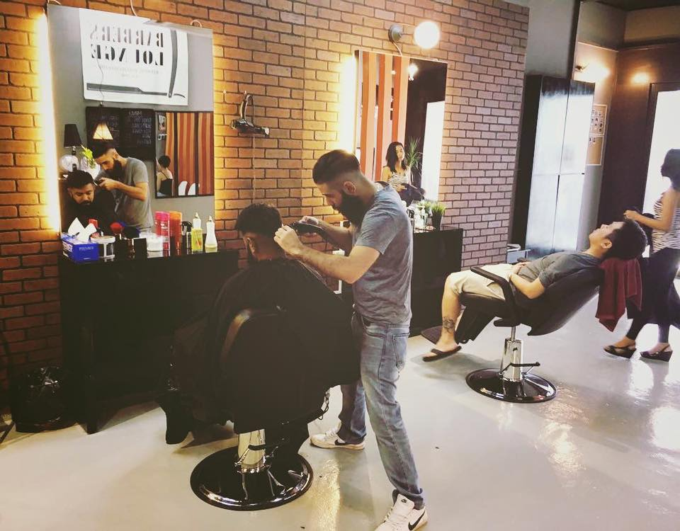 Desa Modern 15 Modern Barber Shops In Malaysia For Haircuts You Won't