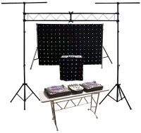 Chauvet DJ Motionset LED Motion Drape & Faade Backdrop ...
