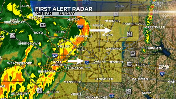 channel 8 weather radar dallas texas