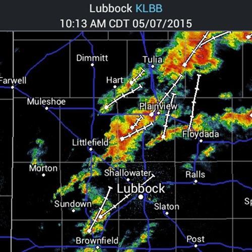 weather radar channel 8 dallas
