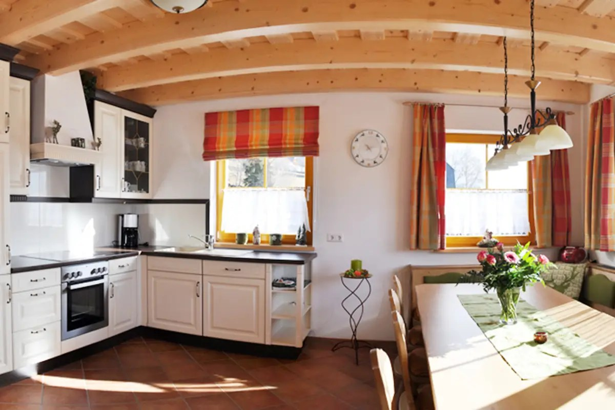 Kueche Interior Design Resources Sonnenchalet Mariapfarr