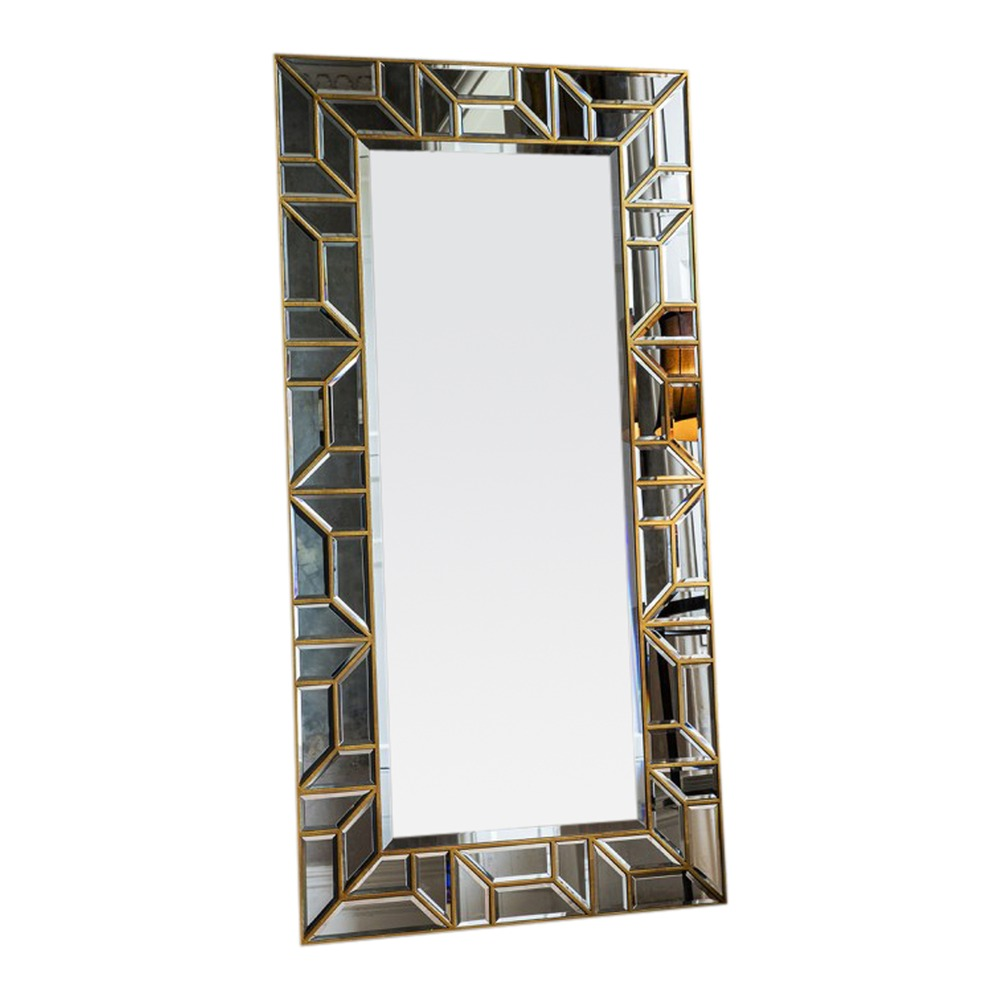 Oval Mirror Long Buy Verbier Mirror Gold Finish Select Mirrors