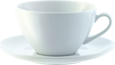 Cappuccino Cups Australia Lsa Dine Set Of Four Cappuccino Cups And Saucers Selfridges