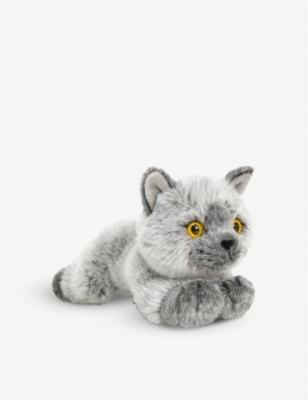 Cat Plush Toy British Shorthair Cat Plush 30cm