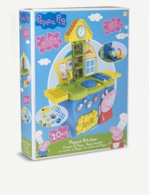 La Cucina Alessi Kitchens Peppa Pig Peppa S Kitchen Set Selfridges