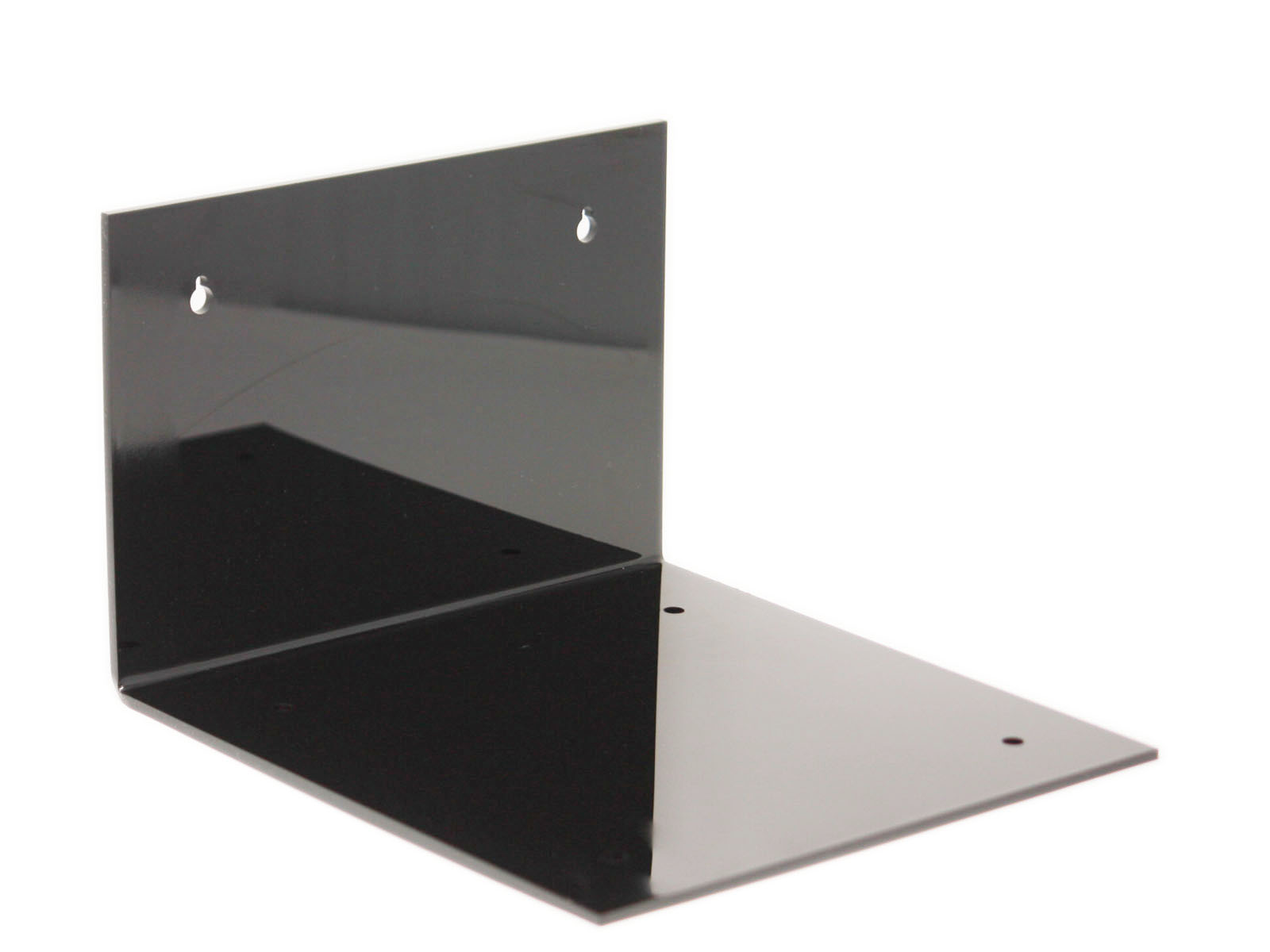 Wall Mounted Display Case Details About Display Cases Black Acrylic Wall Mount For 10